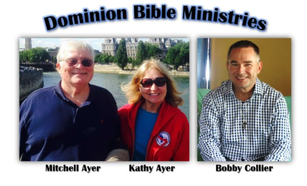 About | Dominion Bible Ministries